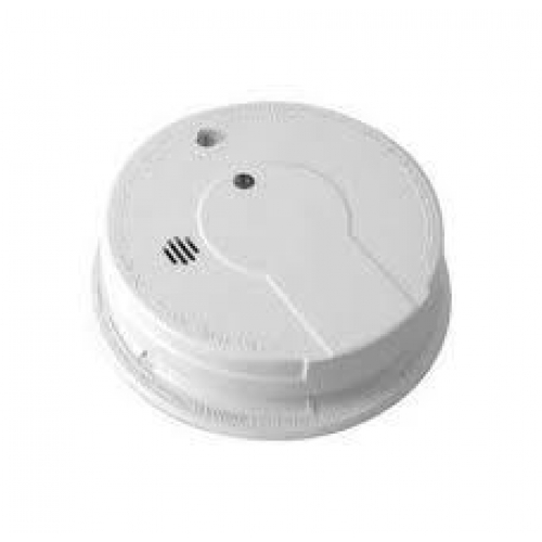 kidde premium 120v ac wire in smoke detector with hush button i12040 click o. Black Bedroom Furniture Sets. Home Design Ideas
