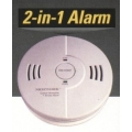 Kidde Nighthawk Smoke and CO Combo Detector Battery Operated 900-0102-02. Click on photo for price breaks.